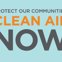 Protect our Communities: CLEAN AIR NOW