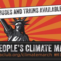 Get to the People's Climate March