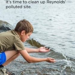 It's time to change Longview's Toxic Legacy for Good. It's time to clean up Reynold's polluted site.
