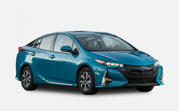 TOYOTA PRIUS PRIME   Electric Vehicle Guide