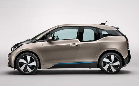 Bmw I3 Is First Car Offered As Pure Ev Or With Range Extending