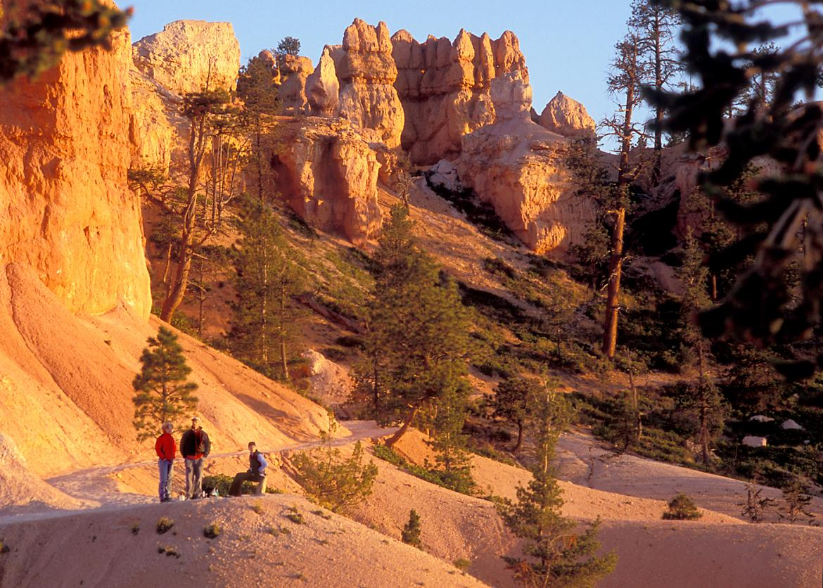 outings ring canyon bryce national park utah