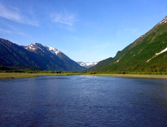 Packrafting South Central Alaska, Chugach National Forest