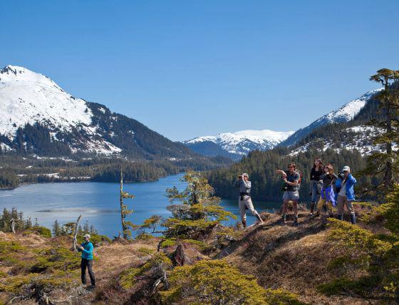 Nellie Juan-College Fjord Wilderness Cruise, Alaska