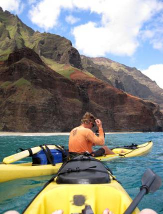 A Sunny Multi-Sport Sampler, Kauai