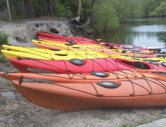 First Landing: Kayaking Virginia's Historical Coast