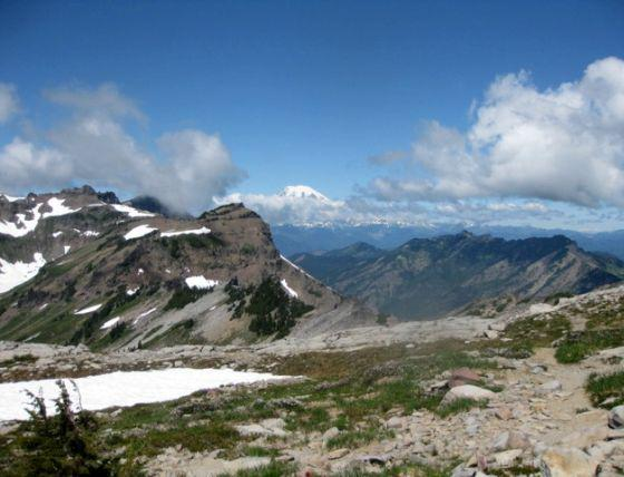 Pacific Crest Trail, Goat Rock Wilderness, Washington