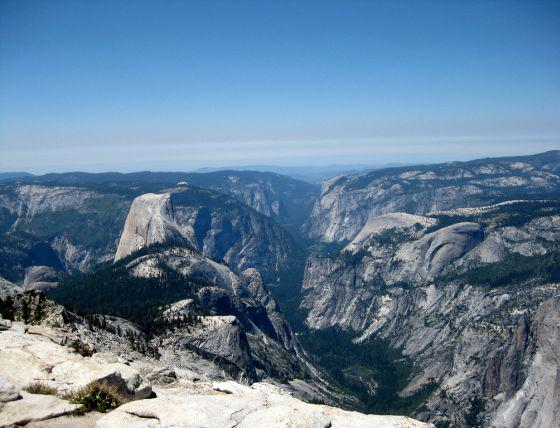 Yosemite's North Rim Trek