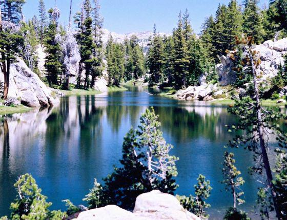Emigrant Wilderness, California