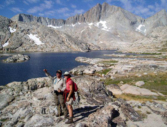 John Muir Wilderness, California