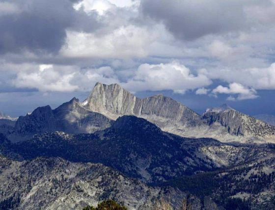 John Muir Wilderness and Kings Canyon National Park, California