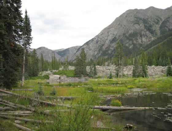 Weminuche Wilderness, Colorado