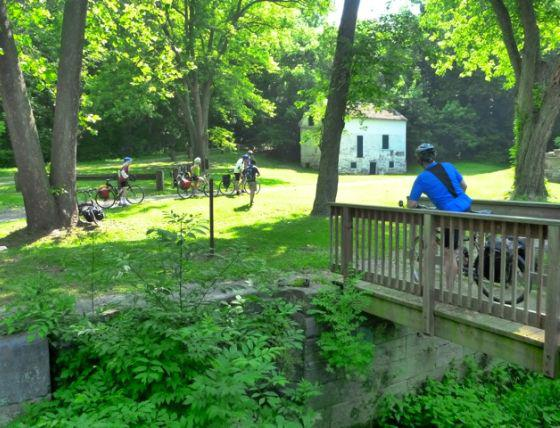 Cycling the Great Allegheny Passage and C&O Canal