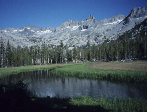Tuolumne Meadows, California