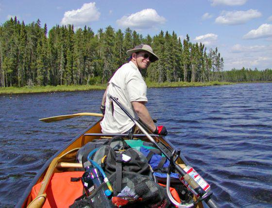 Boundary Waters Wilderness Canoeing, Minnesota