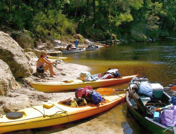 Suwannee River, Florida and Georgia