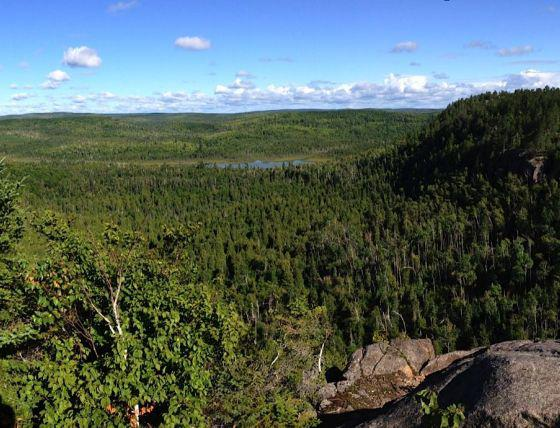 Superior Hiking Trail, Minnesota