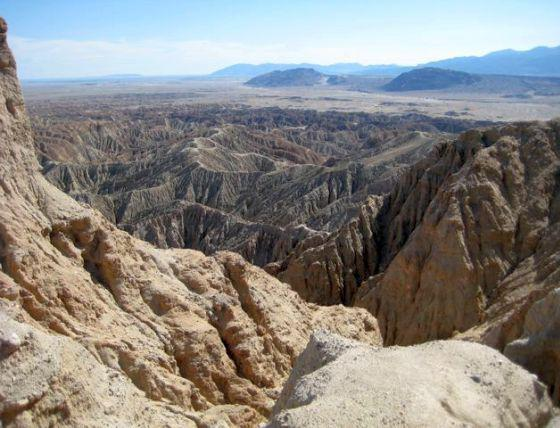 Anza-Borrego, California