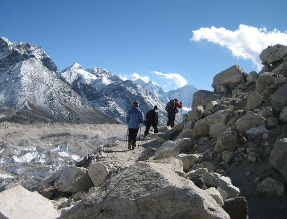 Mount Everest Lodge Trek, Nepal