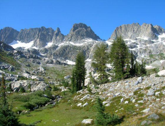 Ritter Range, Ansel Adams Wilderness, California