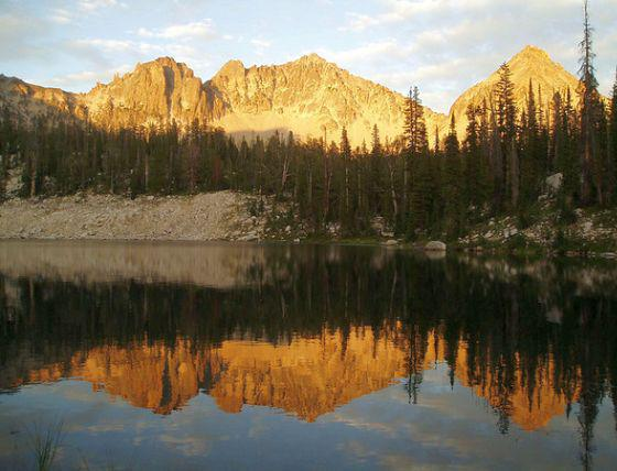 Idaho's Sawtooth Range