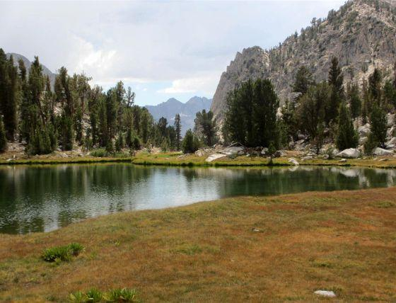 Kern Headwaters of the High Sierra, John Muir Wilderness, California