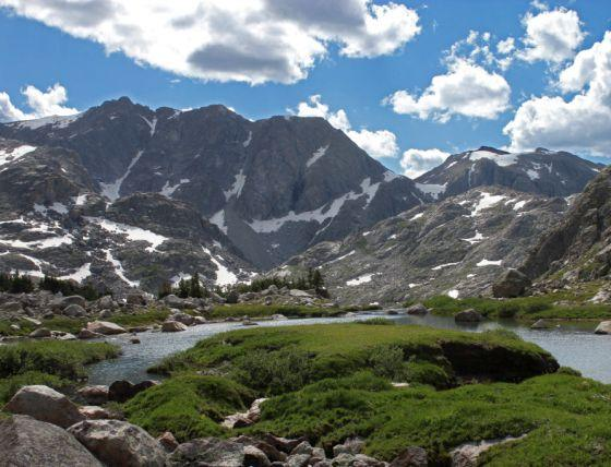 Wyoming's Wind River Range