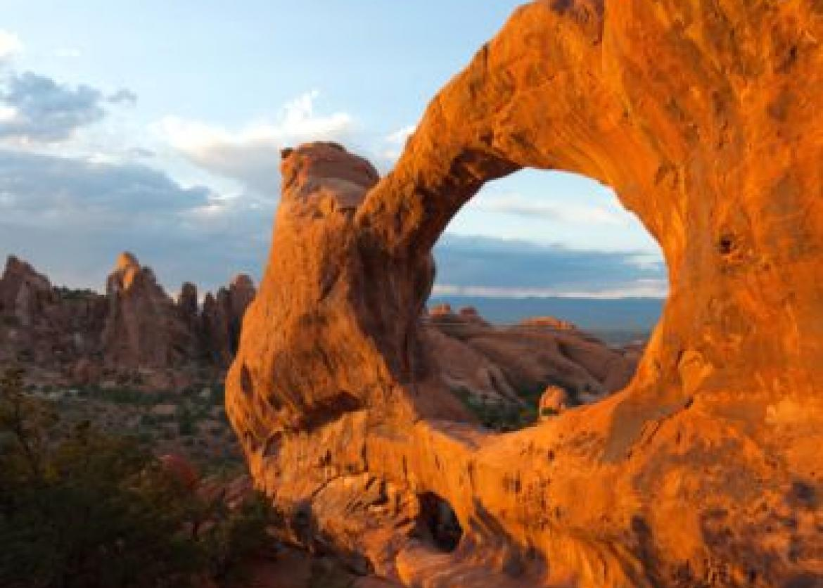 Hike Arches And Canyonlands Utah Sierra Club