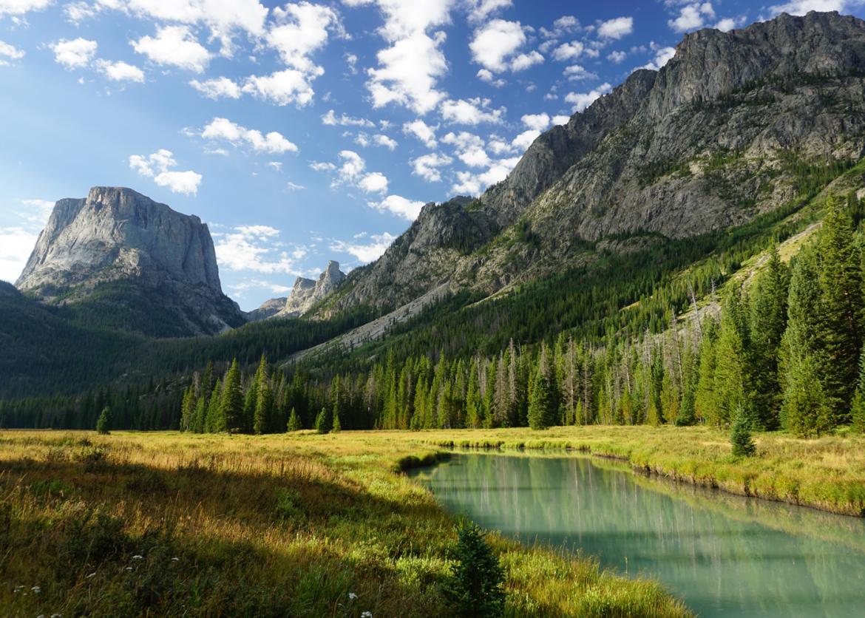 backpack the wind river mountains  wyoming  u2013 sierra club