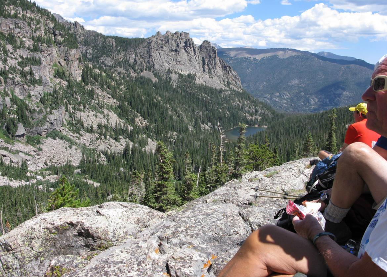 Family Adventure In Rocky Mountains  Colorado