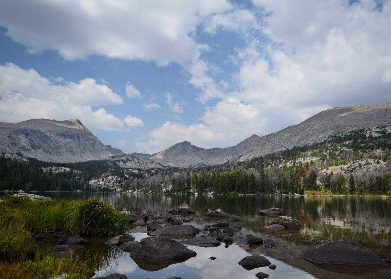 Sierra Club\'s mountain trail repair: Wind River Range WY