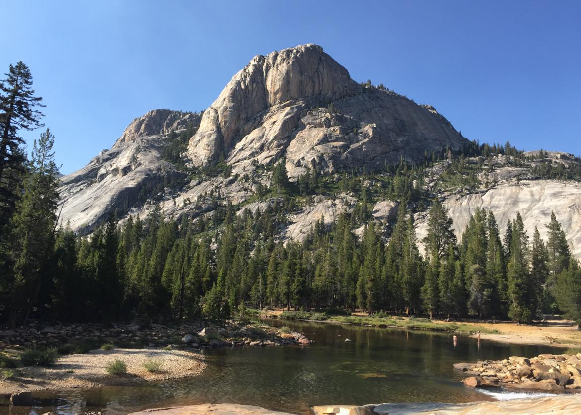 Northern Yosemite remote mule supported hike – Sierra Club