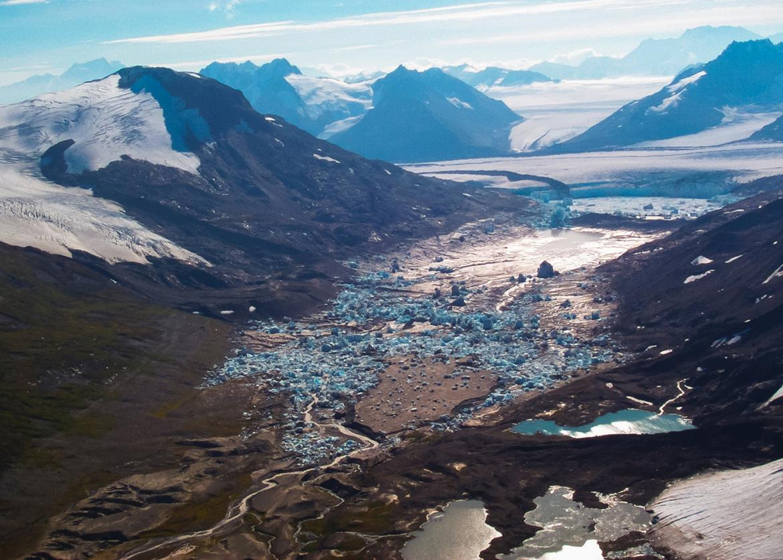 Ramble in the Wrangells WrangellSt Elias National Park Alaska