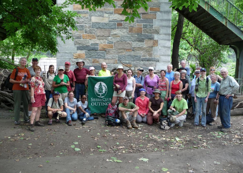 Volunteer Vacation in New York City – Sierra Club