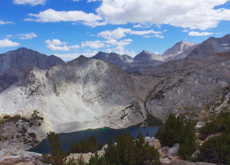 Granite Peaks Lakes And Meadows Of The John Muir
