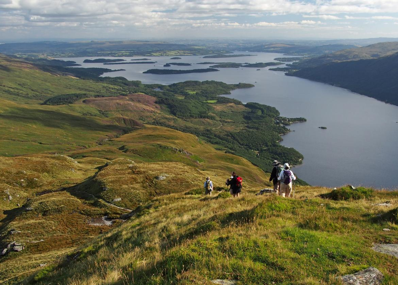 Hike Scotland West Highland | Sierra Club Outings