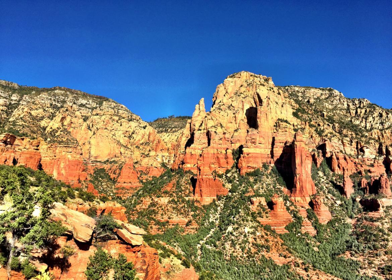 hike sedona arizona and redrock trails sierra club hike sedona arizona and redrock trails