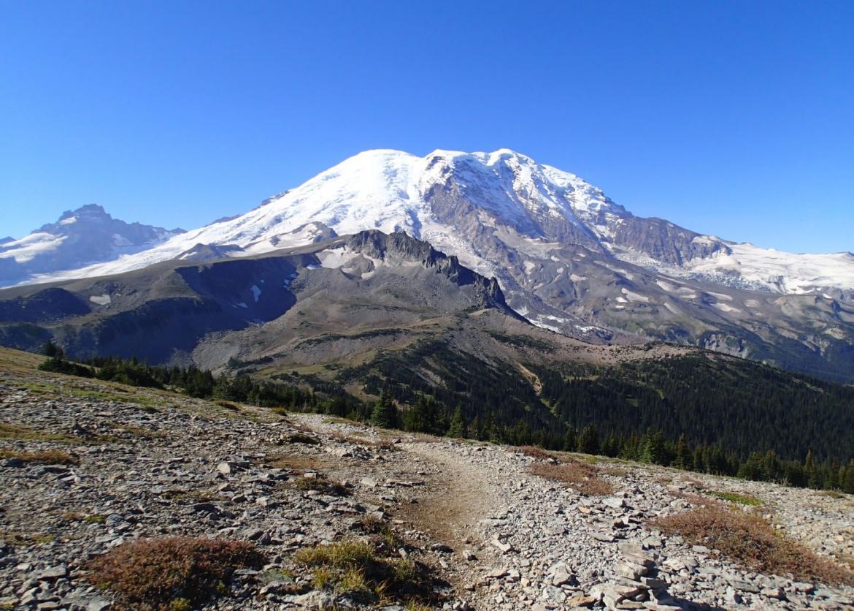 67a23fa8aa1 Late-Summer Backpacking in Mount Rainier National Park, Washington