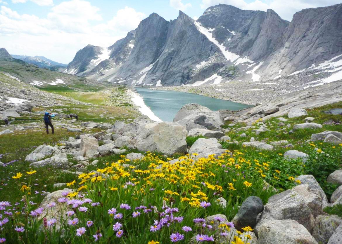 Wind River Range Backpack Journey Sierra Club Outings