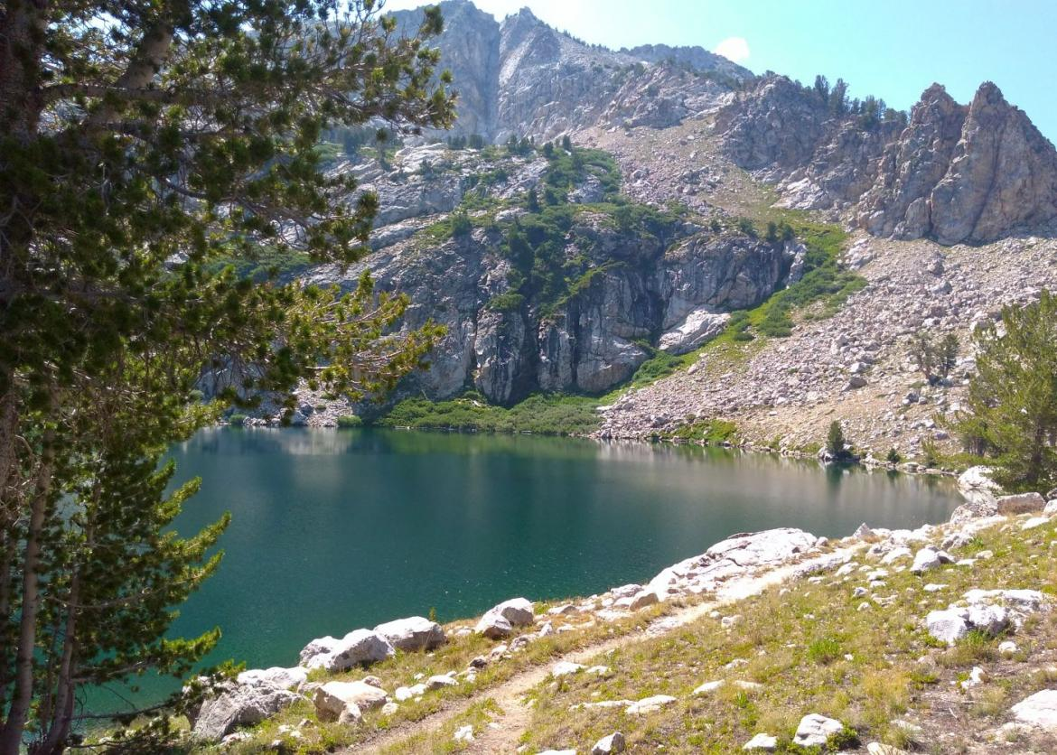 Backpack Ruby Mountains Nevada | Sierra Club Outings