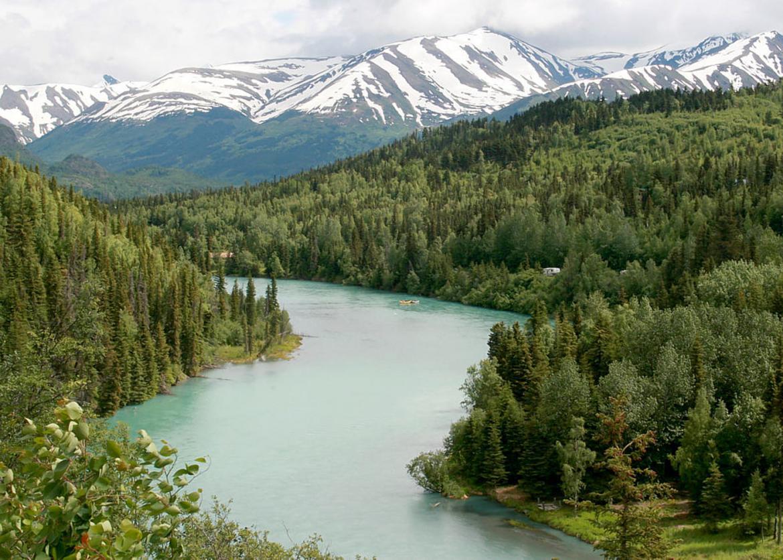 raft backpack talkeetna river alaska sierra club outings