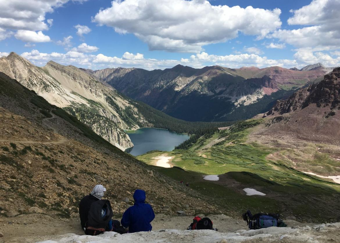 Backpack the Maroon Bells, Colorado | Sierra Club Outings