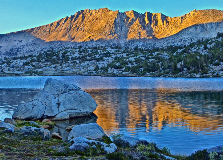 Women's Backpacking   John Muir Wilderness   Sierra Club ...