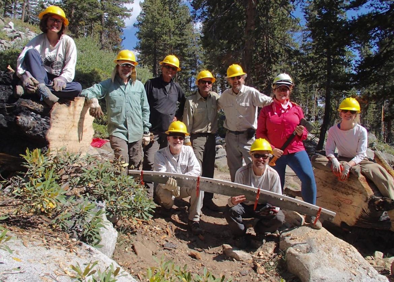 Volunteer Vacation Sierra Nevada Sierra Club Outings