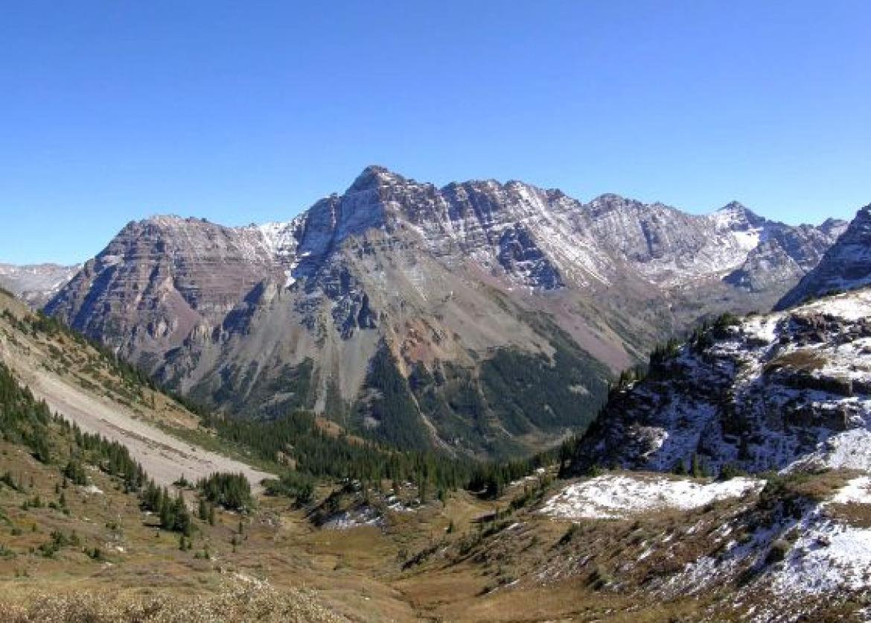 Backpack the Maroon Bells, Colorado | Sierra Club Outings