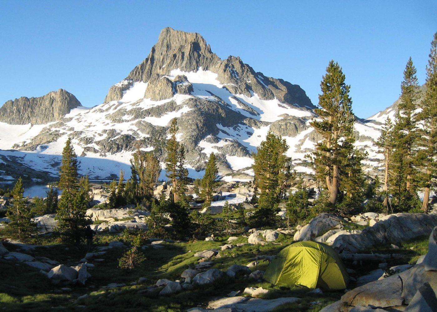 Sierra The Ansel Adams Wilderness California Sierra Club