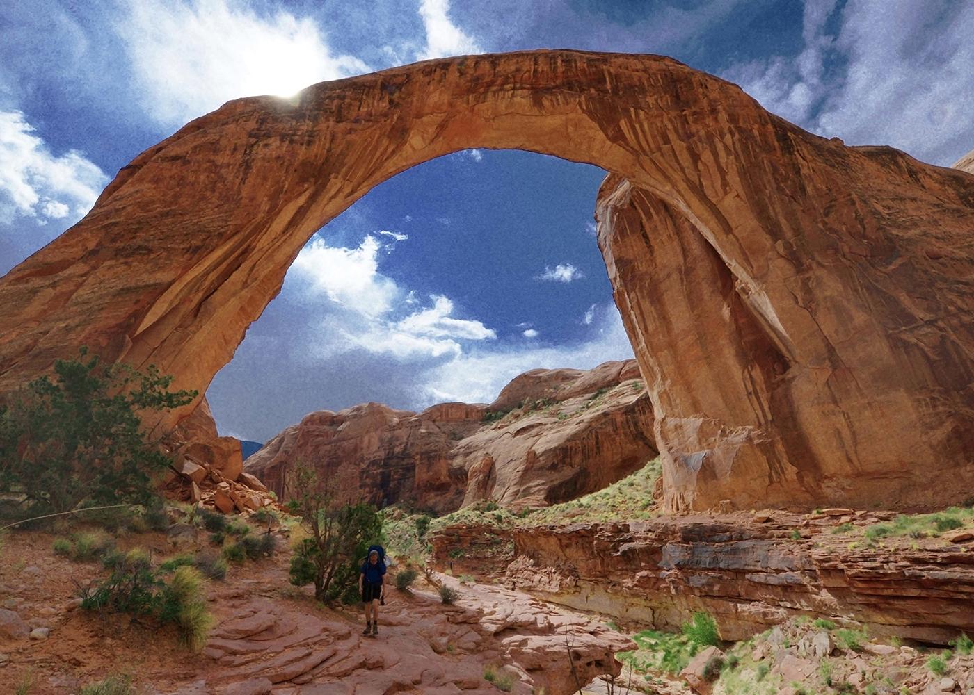 Backpack the Rainbow Trail, Arizona and Utah – Sierra Club