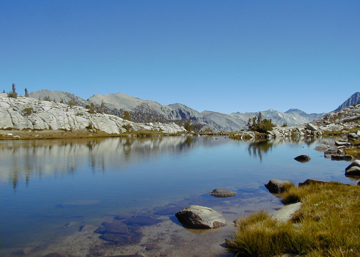 Treasures of the Monarch Divide, Kings Canyon National