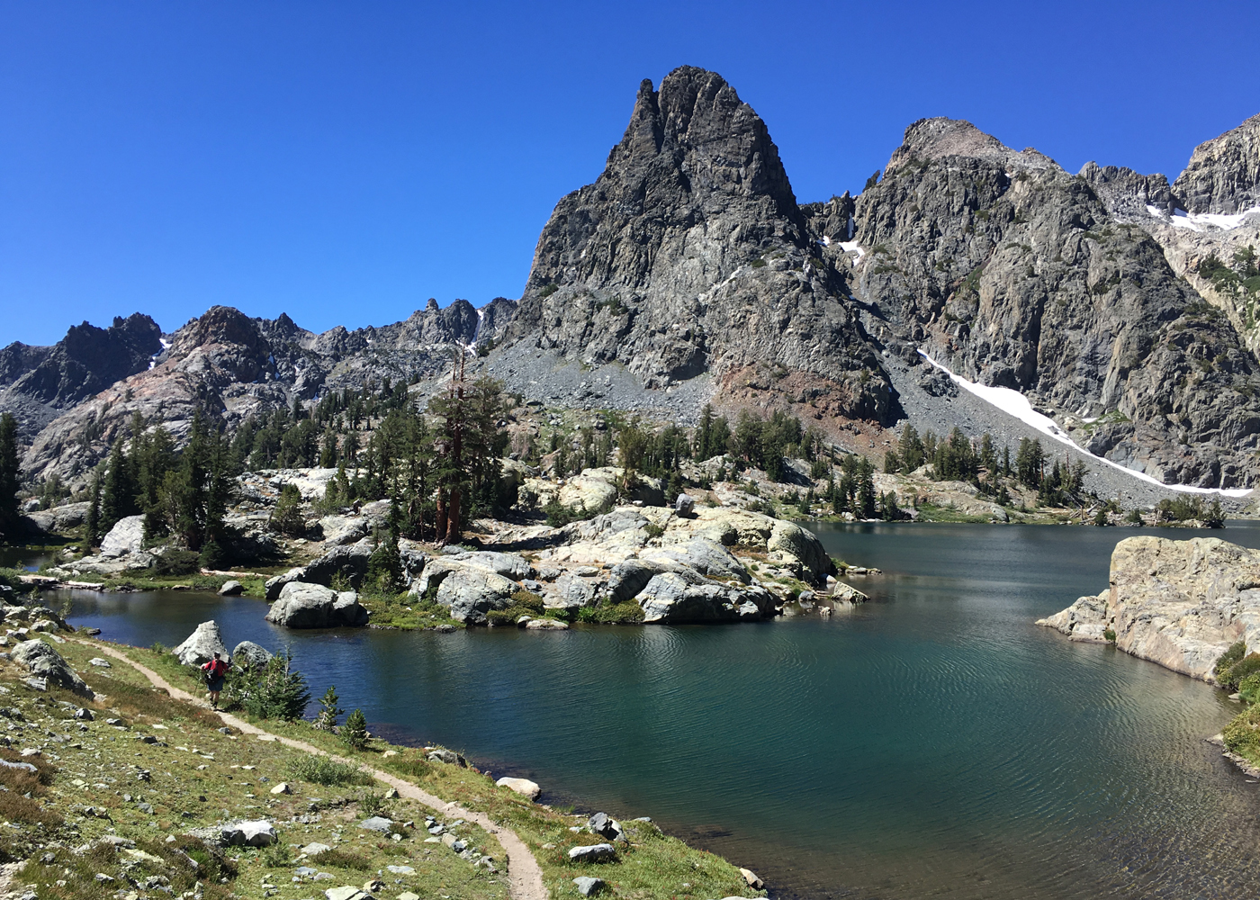 Supported Trek In Yosemite California Sierra Club