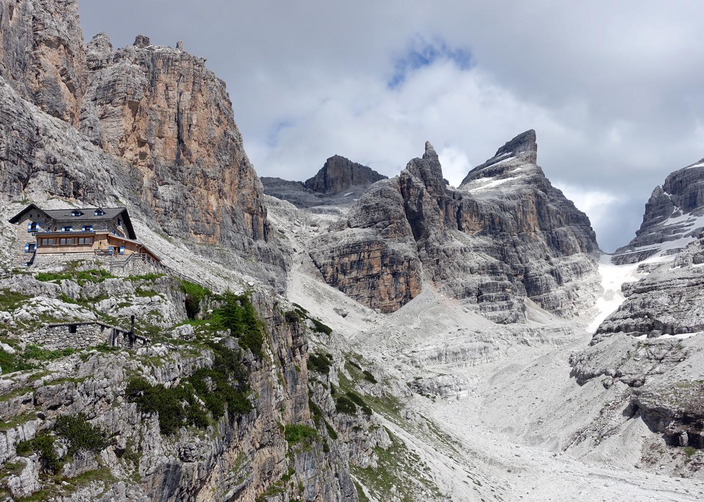 Dolomites Trek Hiking Italy S Brenta Sierra Club
